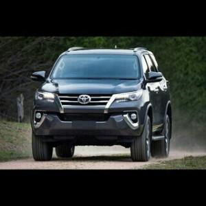 Rental Mobil Fortuner Makassar