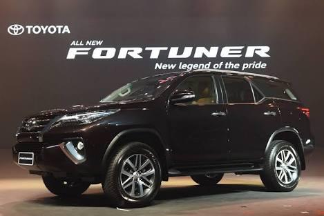 Mobil Fortuner Makassar