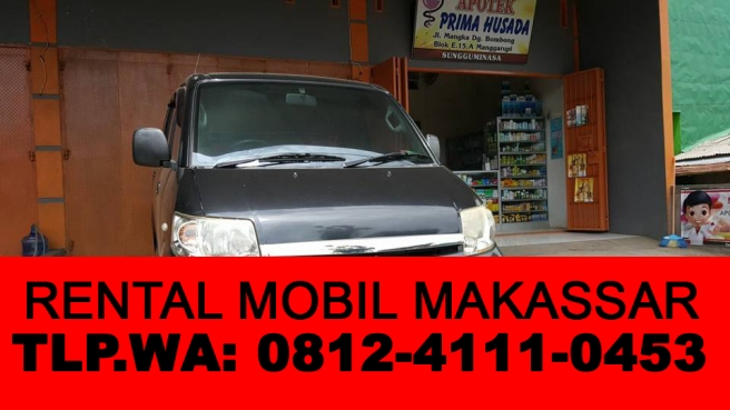 Rental Mobil Bulanan Makassar