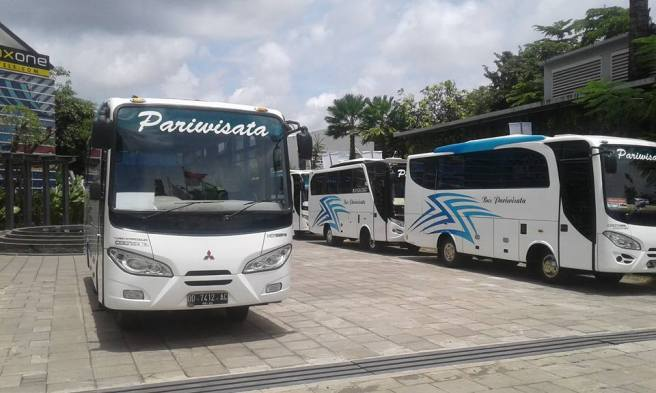 Rental Mobil Bus Parawisata Makassar