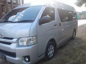 Rental/Sewa Mobil Bus Pariwisata Makassar