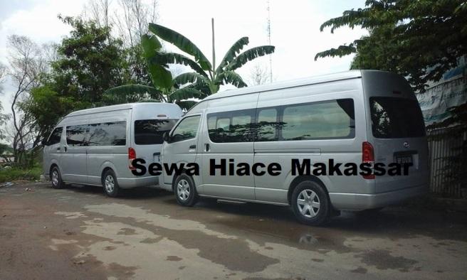 Rental Mobil Hiace Makassar